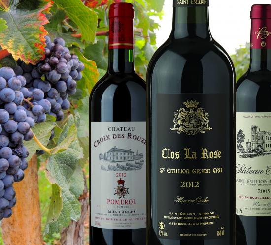 Vigne et vins Carles